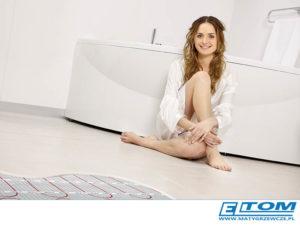 Mata grzewcza - Elektryczne ogrzewanie podłogowe