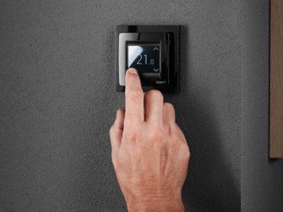 Sterowanie ogrzewaniem elektrycznym dzięki termoregulatorom