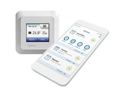 Termostat firmy Elektra OWD5 WiFi